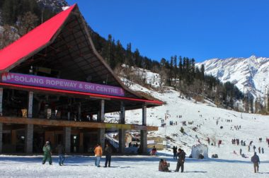 Alluring Manali (by Volvo 3 Nights/4 Days)