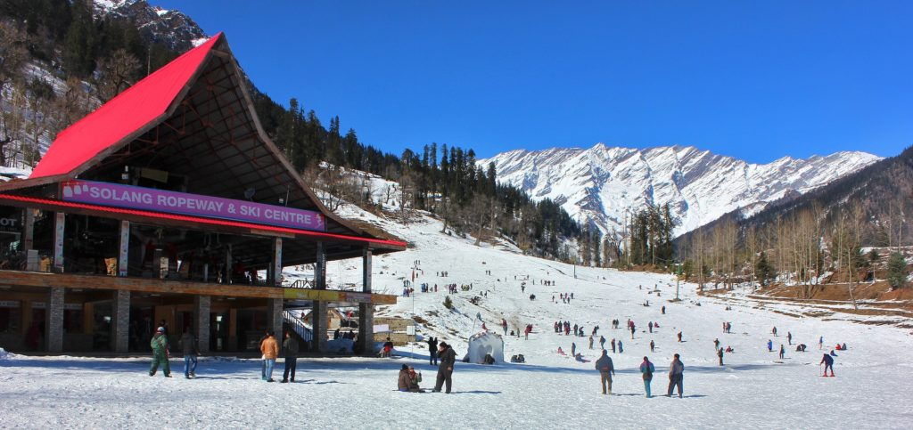 Delhi Manali Tour package by car