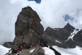 Shrikhand Mahadev Peak
