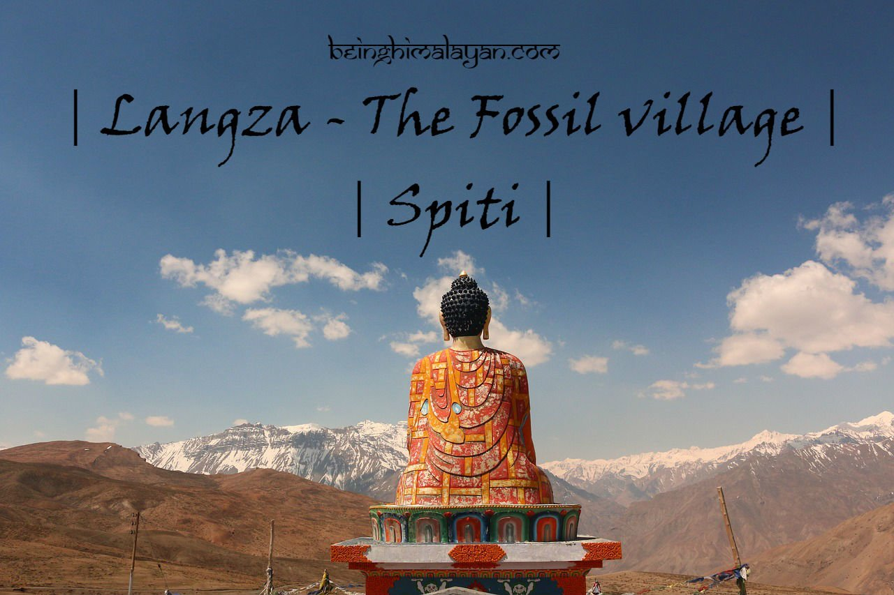 Langza Village – An intro to the Fossil village