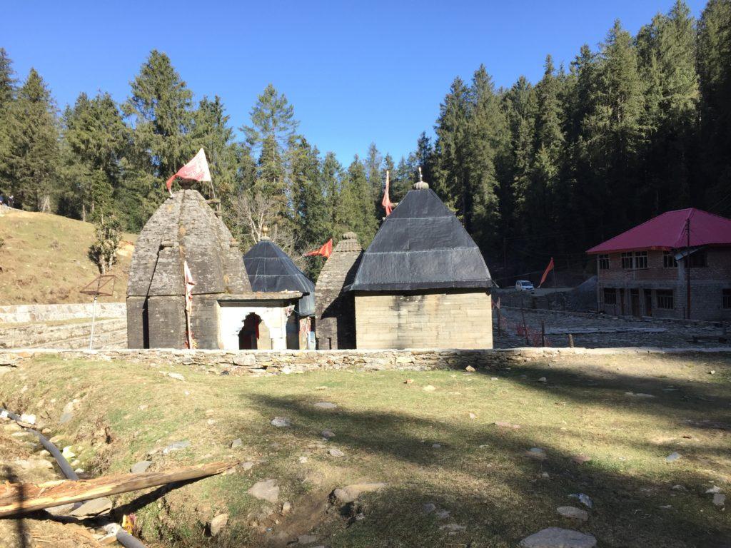 Giri ganga temple