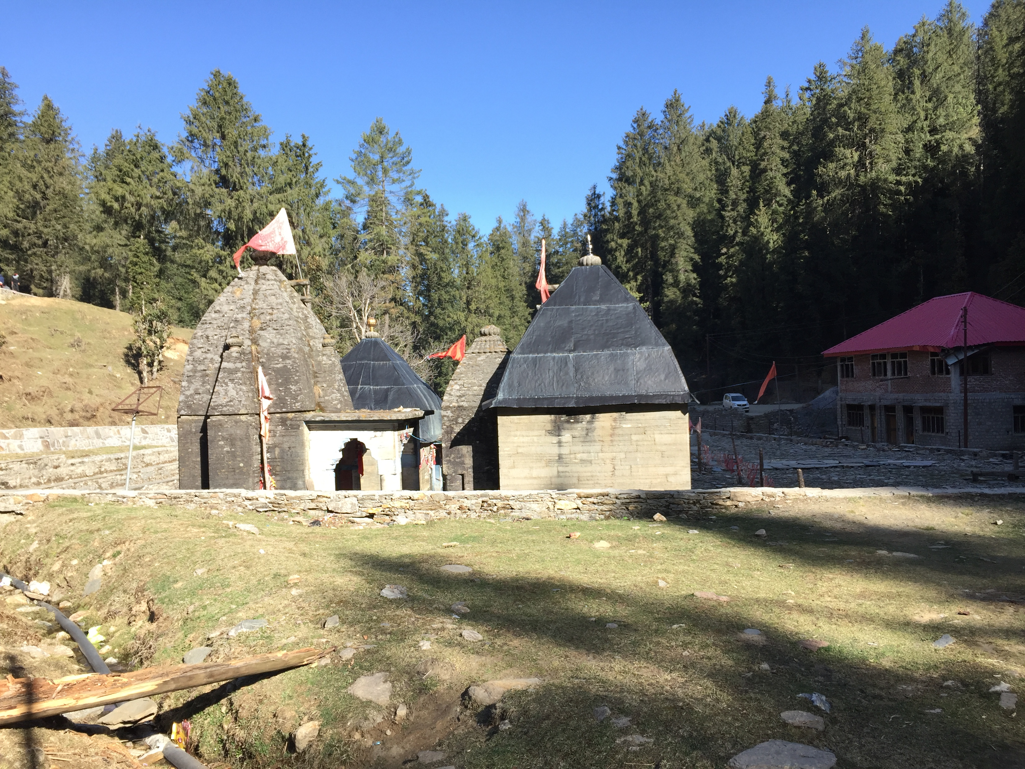 Giri Ganga Temple – Kuppar | Unexplored in Himachal