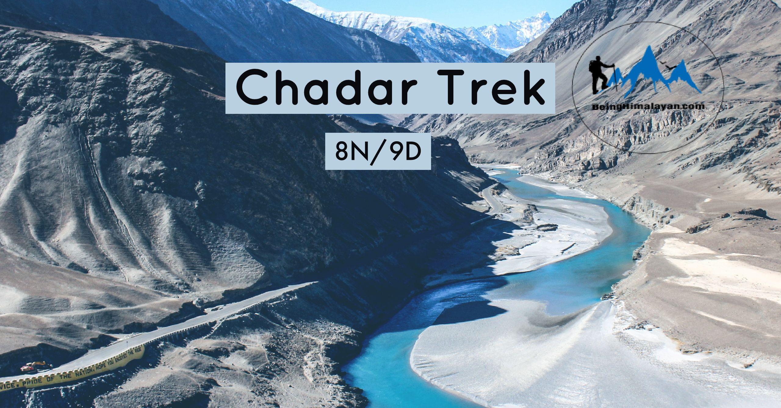 Chadar Trek Booking
