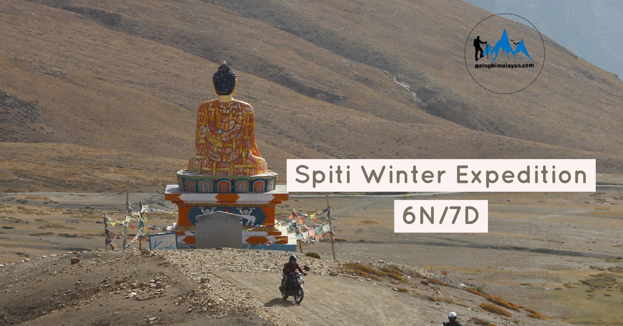Spiti Winter Expedition