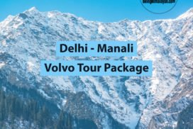 delhi to manali by bus package