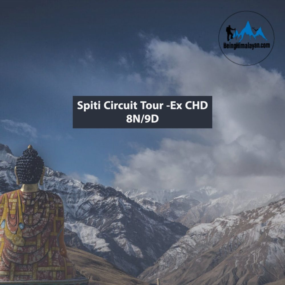 Spiti valley tour 8N/9D