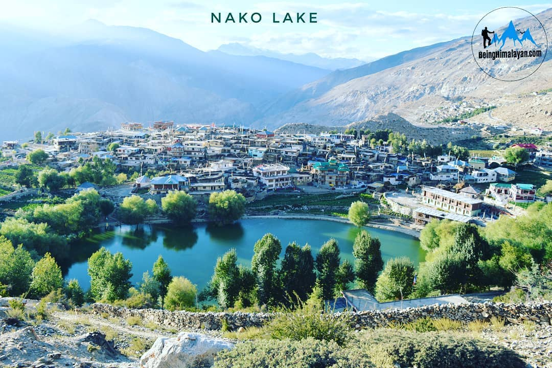 Nako Lake – (Places to visit on the Spiti Route)